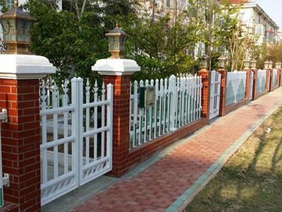 福建别墅围墙护栏