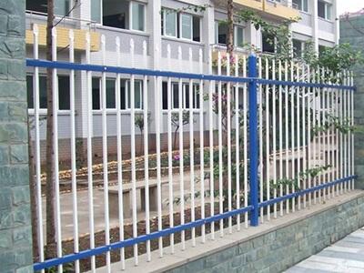 安徽省双横杆锌钢护栏
