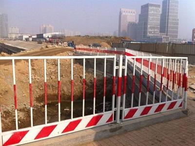 安徽省基坑防护栏杆