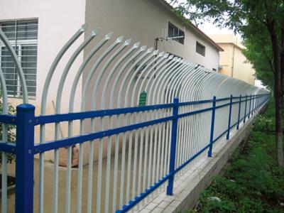 安徽省三横杆锌钢护栏