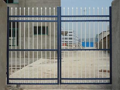 锌钢栅栏门