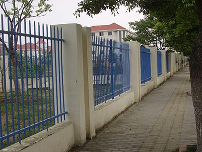安徽省厂区围墙护栏