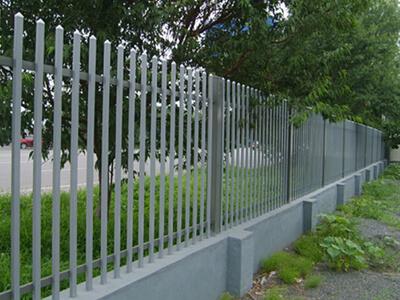 双横杆锌钢护栏