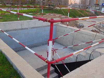 安徽省临边防护栏杆