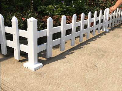 草坪花坛护栏
