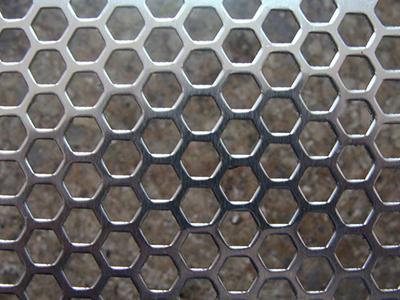 福建不锈钢板冲孔网