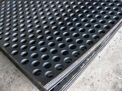 福建铁板冲孔网