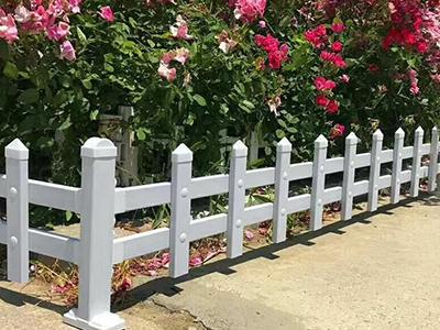 PVC护栏现货