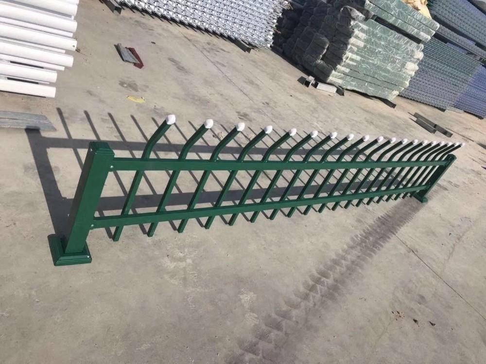 锌钢草坪护栏批发